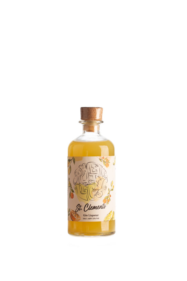 St Clements Gin Liqueur