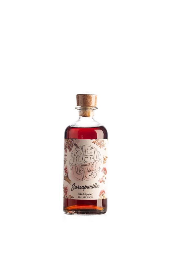 Sarsparilla Gin Liqueur