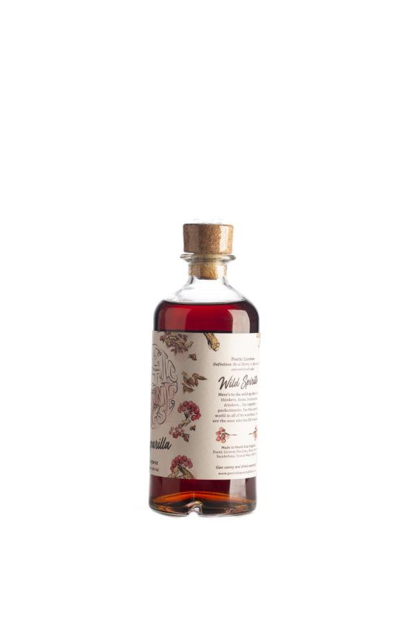 Poetic License Sarsparilla Gin Liqueur