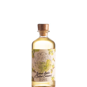 Baked Apple & Salted Caramel Gin Liqueur, 50cl