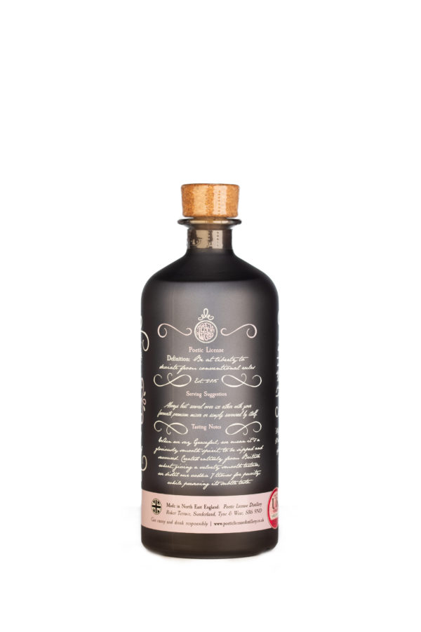 Graceful Vodka Poetic License Distillery