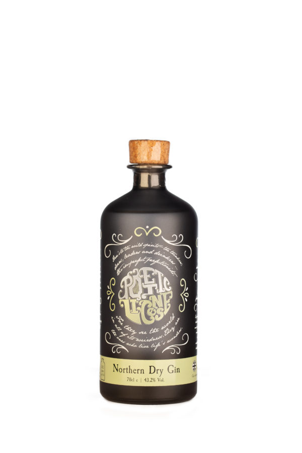 Northern Dry Gin - Poetic License Distillery