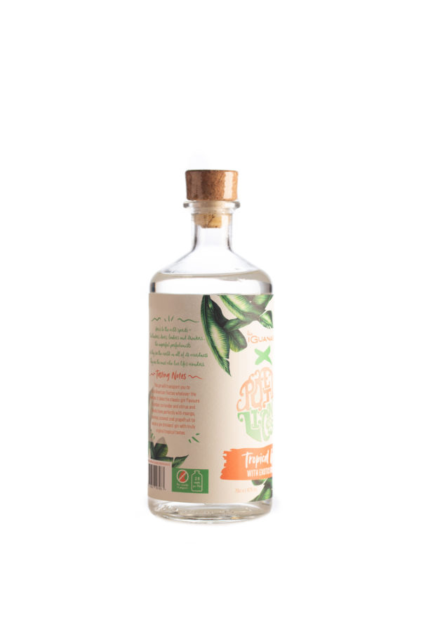 Tropical Gin - Poetic License x Las Iguanas