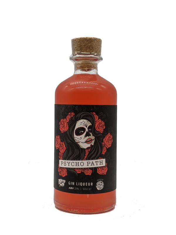 Psycho Path - Gin Liqueur - Poetic License Gin