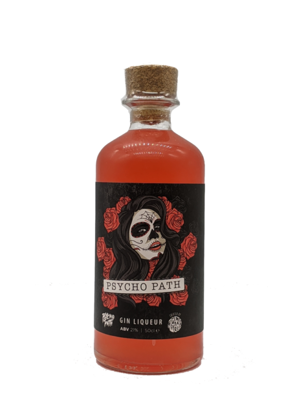 Psycho Path - Gin Liqueur - Poetic License Gin
