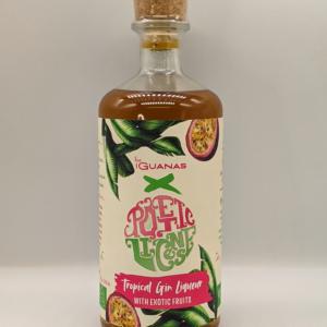 Poetic License x Las Iguanas Tropical Gin Liqueur